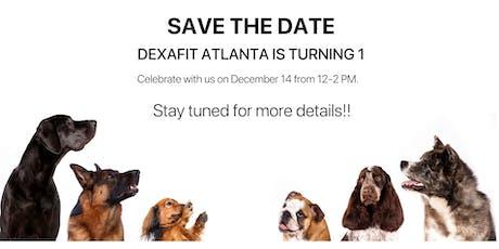 DexaFit Atlanta Turns 1 tickets
