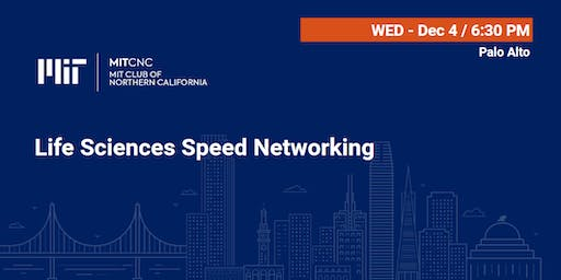 Life Sciences Speed Networking
