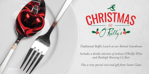 Christmas Lunch at O'Reilly's Rainforest Retreat