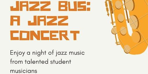 Jazz Bus - Student Concert