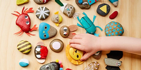 MKids—Pet Rocks with Beci Orpin tickets