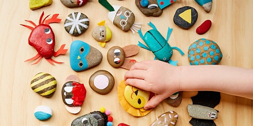 MKids—Pet Rocks with Beci Orpin