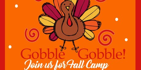 Thanksgiving Fall Camp tickets