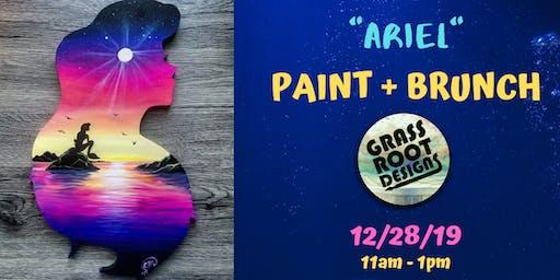 Ariel | Paint + Brunch!