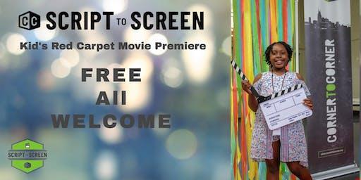 Best Kids Movie EVER! -Red Carpet Premiere