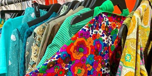 Fall Vintage, Makers, & Artists Pop Up Market