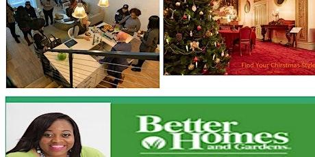 Christmas Tour of  Atlanta Homes (Private Tour)  tickets