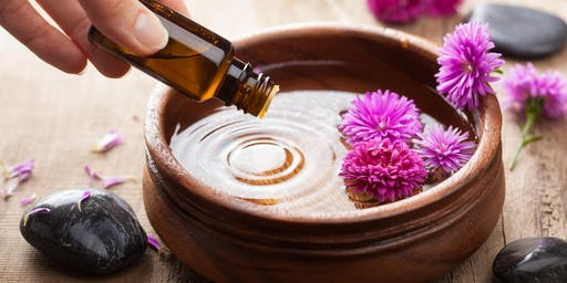 De-Stress and Breathe Essential Oil Class for the Holidays!