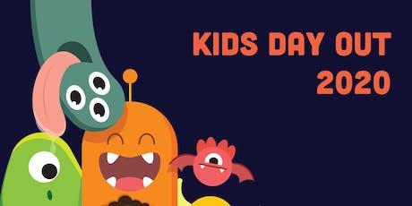 Kids Day Out - Go Away Foxy, Foxy tickets