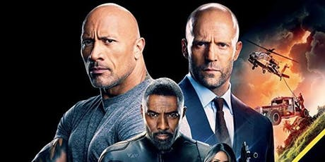 A Tale of Action: Fast & Furious Presents: Hobbs & Shaw tickets
