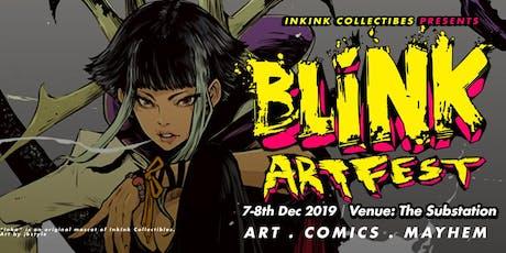 BLiNK ArtFest 2019 tickets