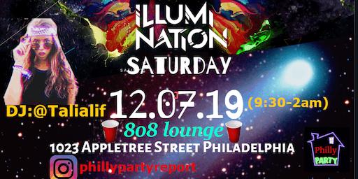 Illumation Glow Party