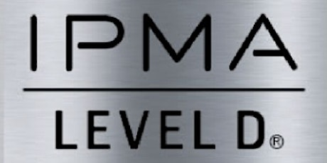 IPMA - D 3 Days Training in Los Angeles, CA tickets