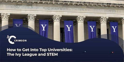 Everything You Need to Know About Studying At The Ivy League: STEM Edition | Taipei, November, 24th