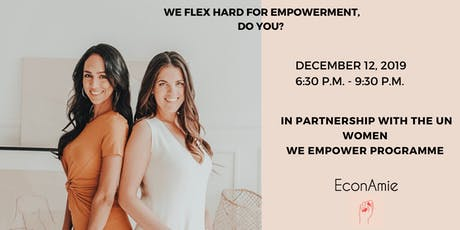 Econamie in Partnership with the UN women WE EMPOWER tickets