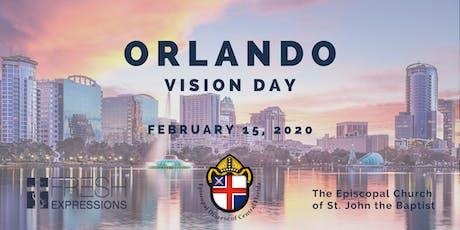 Vision Day - Orlando, FL tickets