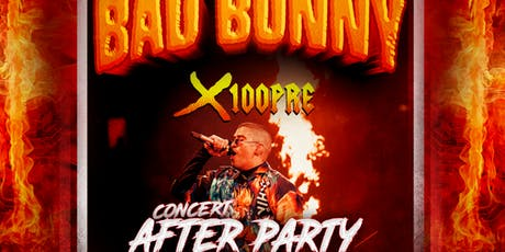 BAD BUNNY CONCERT AFTER PARTY @CAPITOL BAR tickets
