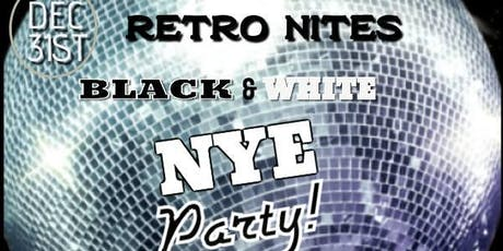 2019 New Year's Eve - Retro Dance Party! tickets