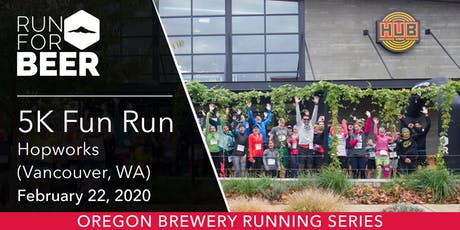 Hopworks Urban Brewery (Vancouver, WA) 5k Fun Run! tickets