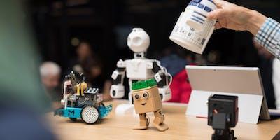 Saturday Family Activity: Robot Clinic