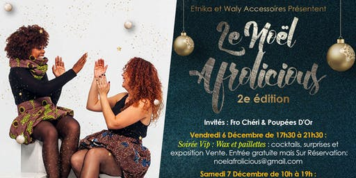 Noël Afrolicious
