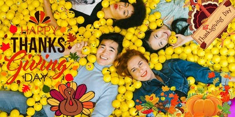 The Museum of Selfies - Happy Thanksgiving - 30% OFF tickets