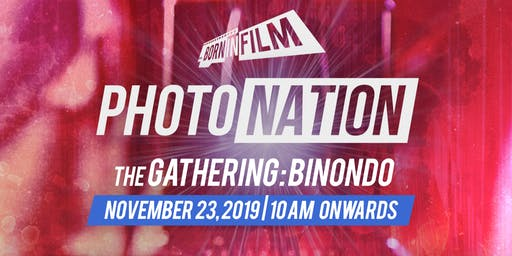 PHOTO NATION'S The Gathering: Binondo