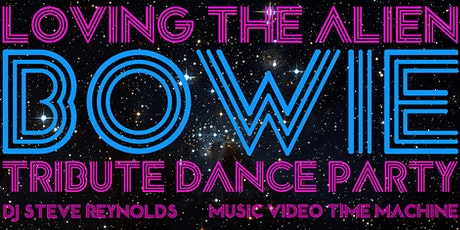 Loving The Alien: A David Bowie Tribute Dance Party tickets