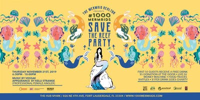 """Mermaid Realtor's """"Save The Reef Party"""" Benefiting"""