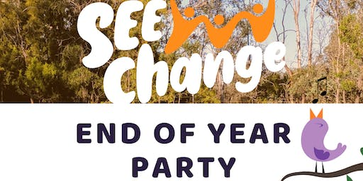 SEE-Change end of year party!