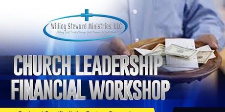 Church Leadership Financial Workshop tickets