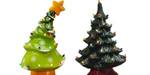Paint Your Own Pottery Tree