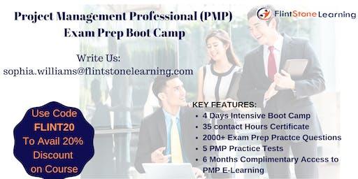 PMP Exam Prep Boot Camp in Sharjah, UAE