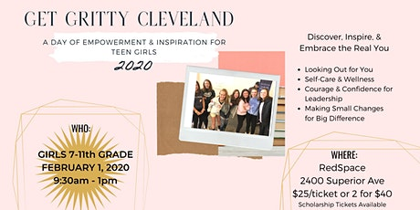 GET GRITTY CLEVELAND 2020 tickets