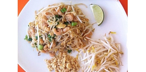 Pad Thai  Workshop (05-26-2020 starts at 5:30 PM)