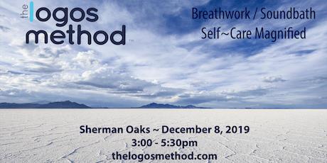 Breathwork and Sound Bath SHERMAN OAKS tickets
