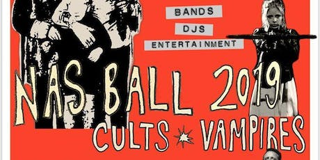 NAS Ball 2019 – Cults and Vampires tickets