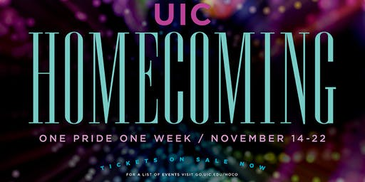 UIC Homecoming Dance 2019