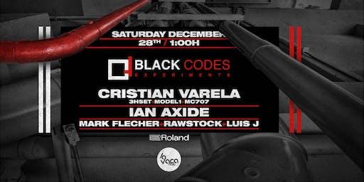 Cristian Varela + Ian Axide + FKL Crew @La Vaca Club