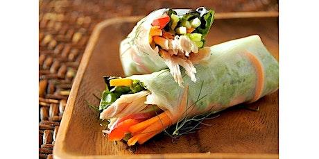 Salad Roll Workshop (05-19-2020 starts at 5:30 PM) tickets