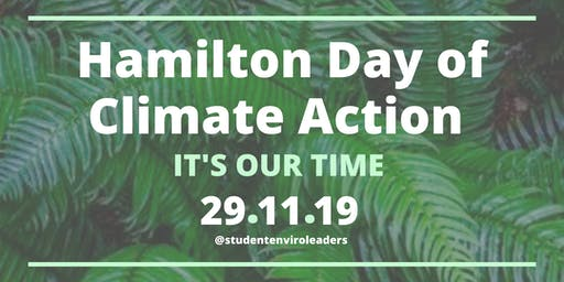 Hamilton Day of Climate Action
