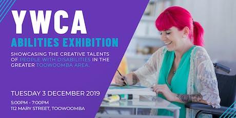 YWCA Abilities Exhibition tickets
