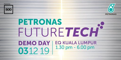 PETRONAS FutureTech Accelerator Demo Day