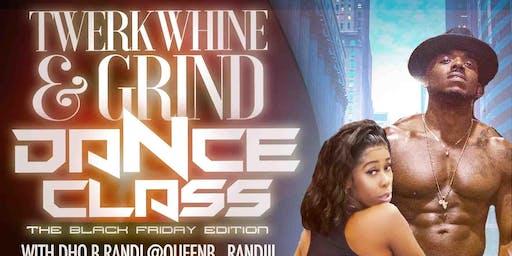 TWERK WINE & GRIND PARTNER DANCE CLASS