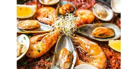 Paella Workshop (2020-06-29 starts at 5:30 PM) tickets
