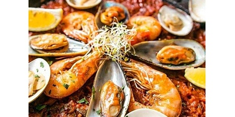 Paella Workshop (03-31-2020 starts at 5:30 PM) tickets