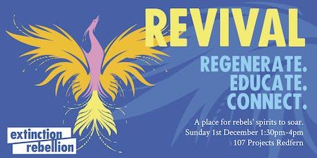 Sydney: Revival! tickets