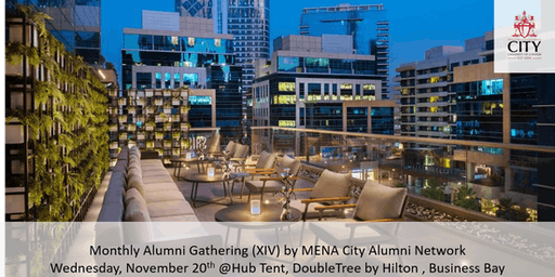 Monthly Alumni Gathering (XIV) with Head Hunters/ by CITY University MENA Alumni Network