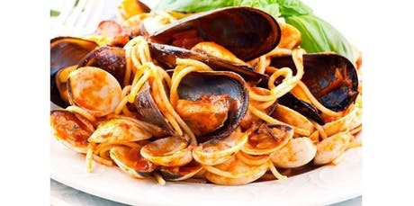 Italian Cuisine (04-18-2020 starts at 6:00 PM) tickets