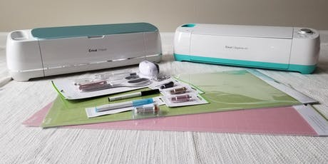 Intermediate Cricut Class - Fonts: Downloading and Manipulating tickets